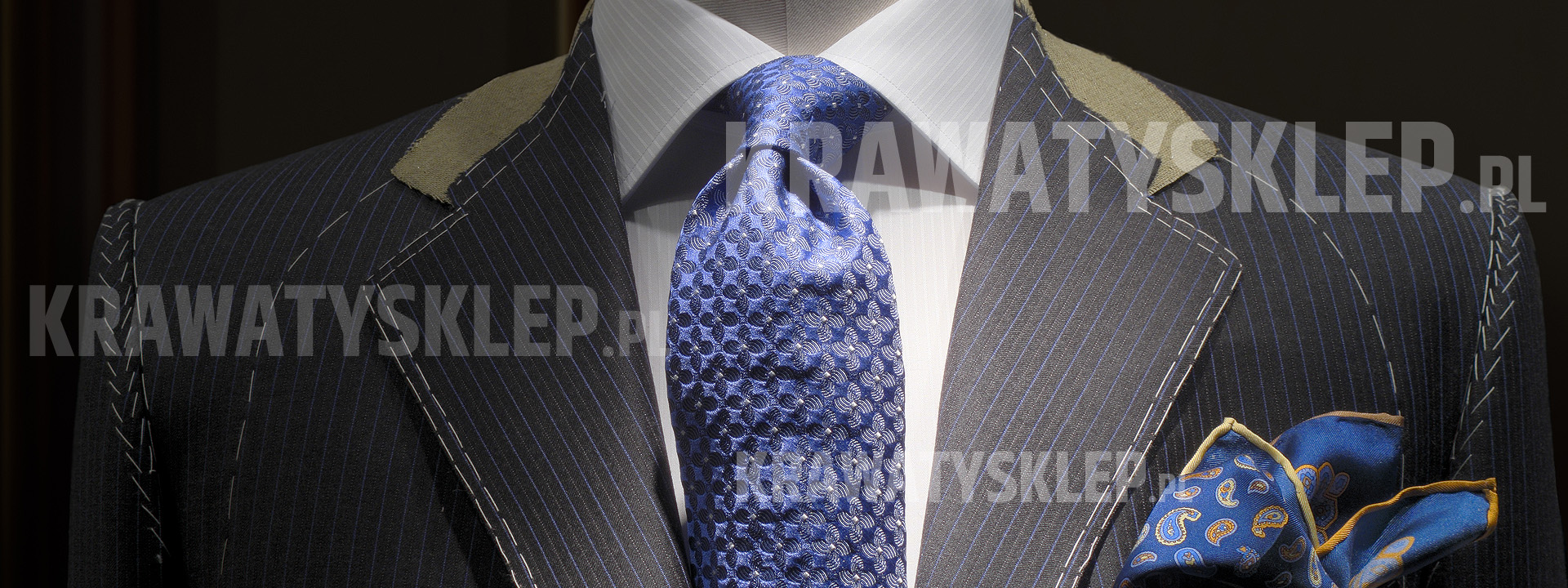 Stylizacje i wzory Krawatów
